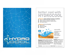 HYDROCOOL 中英文版吊牌