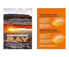 RUCO-SHIELD RAY 英德文版吊牌